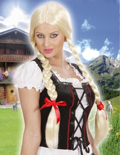 Bavarian Beer Woman Plus Size Costume 7420 Xl